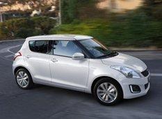 Suzuki Swift 2014 – первые официальные фото
