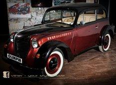 Vilner отреставрировал Opel Olympia 1938 года