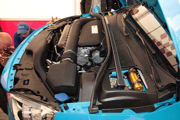 Volvo предложил доработать слабые моторы
