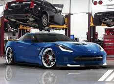 Chevrolet Corvette Stingray от Redline Motorsports