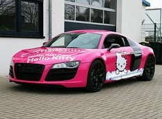 Audi R8 V10 Hello Kitty от Cam Shaft