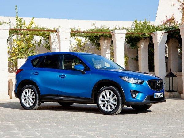 Дизельная Mazda CX-5 будет стоить 1 389 000 рублей