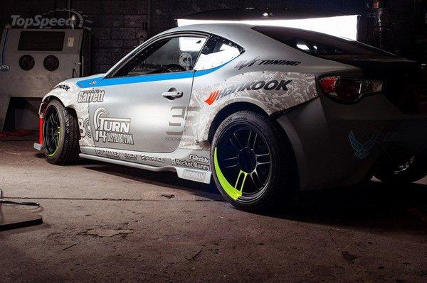 750-сильный болид Scion FR-S от TAngelo Racing