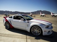 Mustang GT U.S. Air Force Thunderbirds Edition