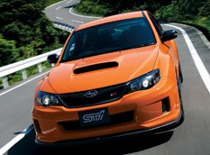 Subaru WRX STI tS Type RA - эксклюзив для Японии
