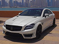 Mercedes-Benz CLS500 GSC �� Spectrum Car Design