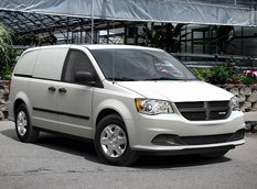 Chrysler презентовал новый Ram Cargo Van 2014