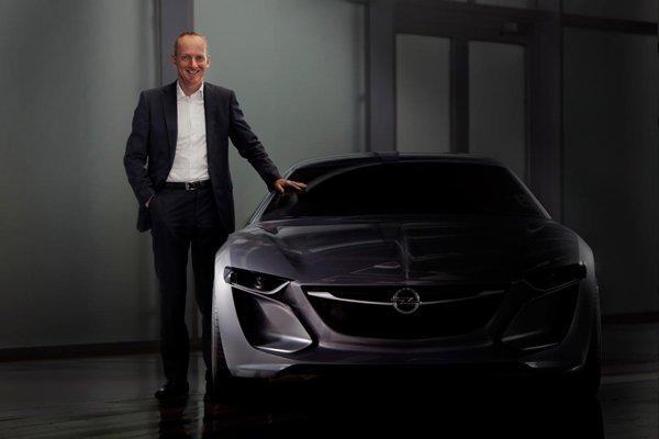 Во Франкфурте покажут Opel Monza Concept