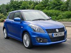 Suzuki анонсировала Swift 4x4 и Swift Sport