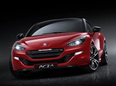 Peugeot рассекретил «заряженное» спорткупе RCZ R
