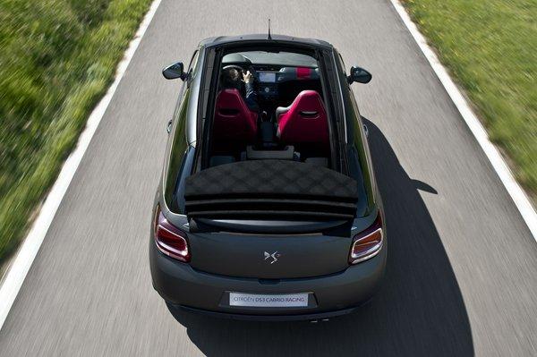 Citroen покажет DS3 Cabrio Racing Concept