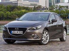 Mazda 3 седан 2014 - официальный пресс-релиз