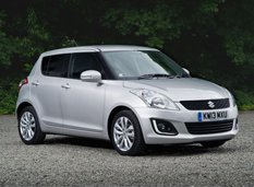 Suzuki официально представил обновленный Swift