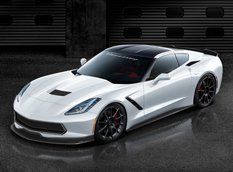 Chevrolet Corvette C7 Stingray от Hennessey