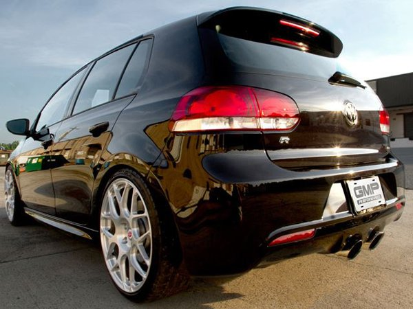 Volkswagen Golf R от GMP Performance