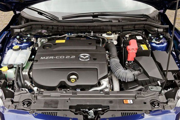 BBR добавил мощности Mazda 3 2.2 Diesel