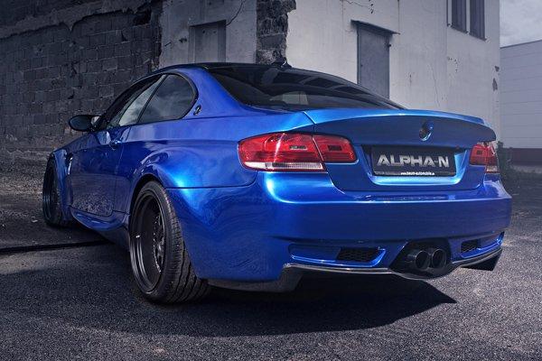 ALPHA-N Performance превратил BMW M3 E92 в BT92