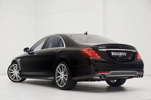 Brabus доработал Mercedes-Benz S-Class 2014