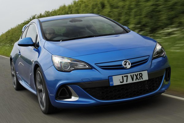 Superchips «перезарядил» Vauxhall Astra VXR