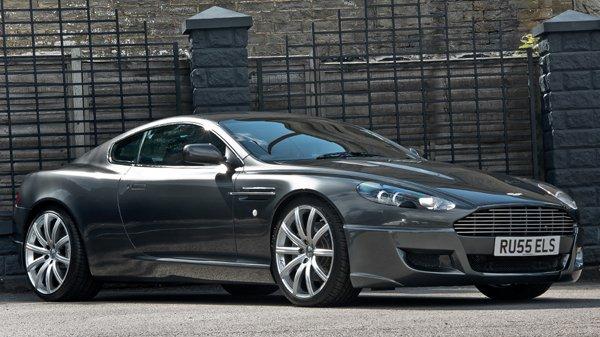 Aston Martin DB9 Signature от A. Kahn Design