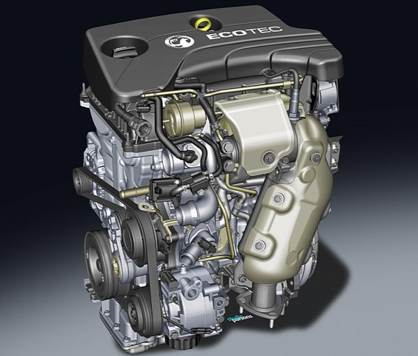 Opel Adam получит новый мотор 1.0 SIDI Turbo