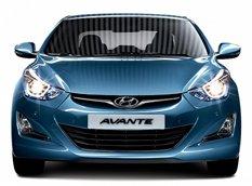 Hyundai обновил бюджетную модель Avante (Elantra)