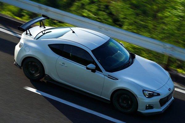 В Японии начались продажи Subaru BRZ tS от STI