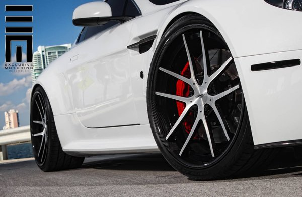 Aston Martin V8 Vantage S от Exclusive Motoring