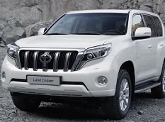 Toyota Land Cruiser Prado 2014 – первые фото