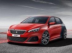 Peugeot рассекретил новый концепт-кар 308 R