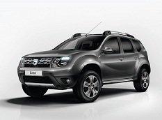 Dacia привезет во Франкфурт обновленный Duster