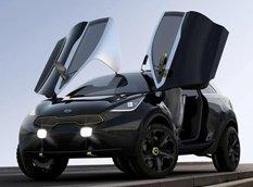 Во Франкфурте покажут Kia Niro Concept