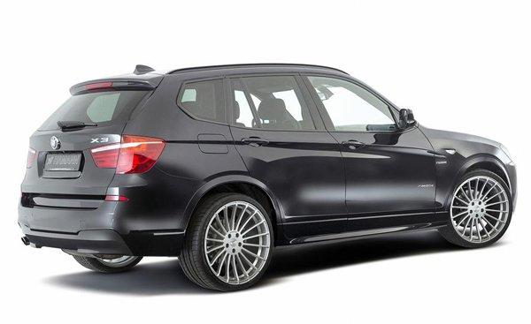 Hamann доработал BMW X3 (F25)