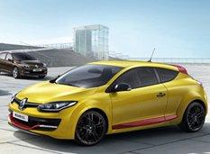 Renault показал фото рестайлингового Megane