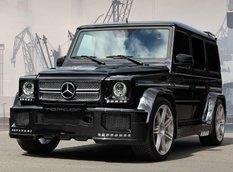TopCar показал Mercedes-Benz G63 AMG Spyridon