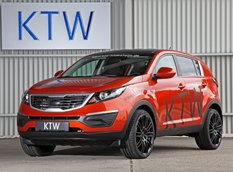 KTW занялся продажей и доработкой Kia Sportage