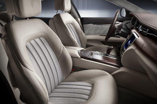 Maserati показал Quattroporte V6 Diesel