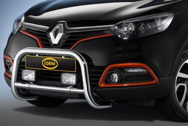 Renault Captur от Cobra Technology & Lifestyle