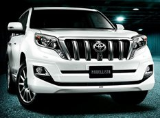 Toyota Land Cruiser 2014 в обвесе Modellista