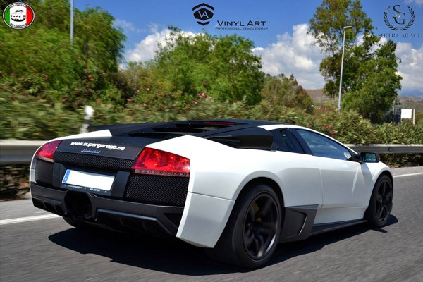 Lamborghini Murcielago от VinylArt Car Wrapping