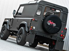 Land Rover Defender в тюнинге A. Kahn Design