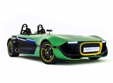 Caterham рассекретил спорткар AeroSeven Concept