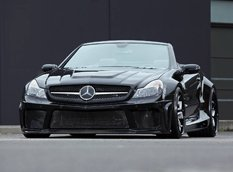Mercedes-Benz SL-Class AXIOM-One от MEC Design