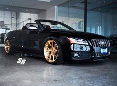 Audi S5 Cabrio в тюнинге SR Auto Group