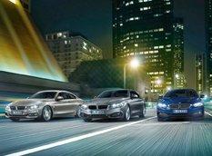 BMW расширил линейку новыми 4-Series и X5