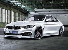 Ателье JMS доработало BMW 4-Series Coupe