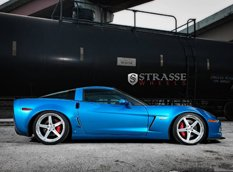 Chevrolet Corvette Z06 от American Speed Factory