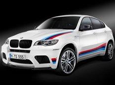 X6 M Design Edition – лимитированная серия от BMW