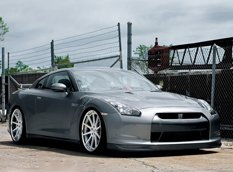 Nissan GT-R от M&S Performance и Strasse Forged