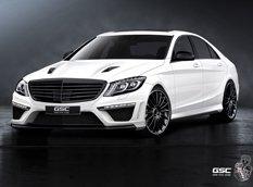 GSC готовит тюнинг-пакет для Mercedes S-Class